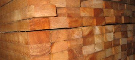 Sciage et produits finis bois qualité charpente