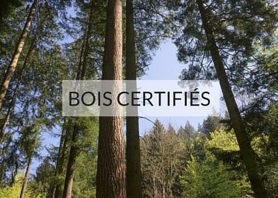 Certification Forêt et Bois